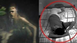 Top 10 Disturbing Real Ghost Videos 2016 | Scary Videos | Ghost Adventures 2016