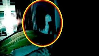 Paranormal Activity Caught On CCTV Camera - Paranormal Activity