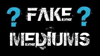 MEDIUMS FAKE? | PARANORMAL VLOG