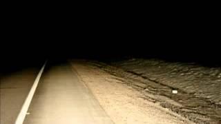 Fantôme sur la route 138 au Québec