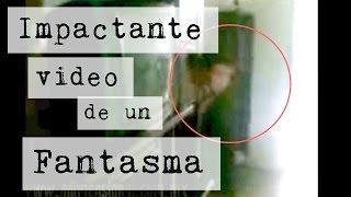 Impactante video del Fantasma de un Niño (Video Paranormal)