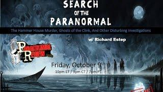 Paranormal Review Radio: In Search of the Paranormal with Richard Estep