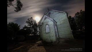 Haunted Church at Tailem Town Pioneer Village Ghost Tours