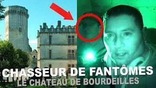 J'ENQUÊTE AVEC MON ONCLE DANS UN CHÂTEAU HANTE (Chasseur de Fantômes) [Explorations Nocturnes]