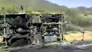 Accidente en carretera de Mexico [Sentido Paranormal]