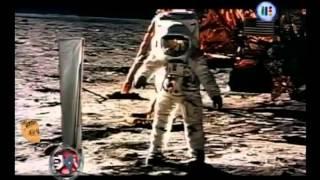 Extranormal - La llegada del hombre a la luna