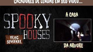 Assunto Spooky Semanal - A Casa da Árvore - Fake ou não?