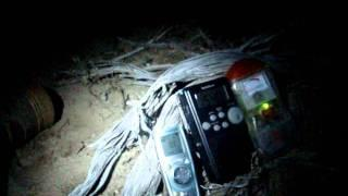 Ghost Box Session In Indian Burial Grounds Night! part 3