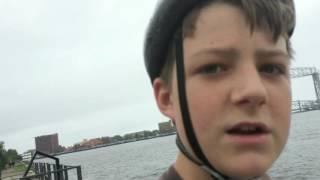 short vlog (bike ride)