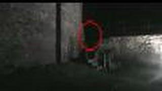 Scariest Footage As Ghost Walks Past & Shows Itself On Camera