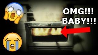 Old Lady Puts 6 Month Old Baby In The Oven And COOKS IT ALIVE!!! | *DISTURBING*