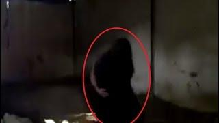 Creepiest Ghost Sightings Caught On Tape