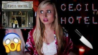 CECIL HOTEL! Murders, Suicides, Disappearances!