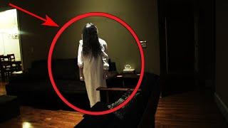 Is That a Zombie or Ghost ? Shocking Real Ghostly Figure Caught on Camera, Horror Story