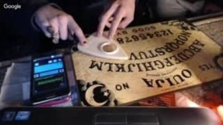 Ouija Board Challenge LIVE Ghost Hunting