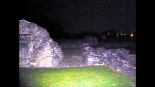 petes photos of ABBY Woods MONASTERY 1st June 2013, Night time Investigation