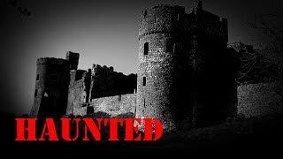 Demonic Ape Ghost of Haunted Carew Castle