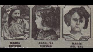 Witch Enriqueta Martí (The spanish witch) Child serial killer