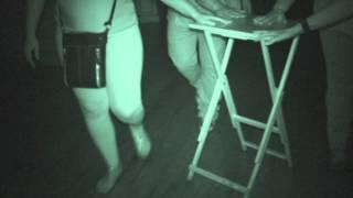 Charlton House ghost hunt - 4th July 2015 - Table Tilting