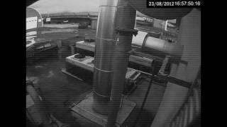 Scary videos, Ghost caught on CCTV from an old factory , Ghost Footage - Paranormal Sightings