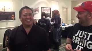 Joe Chin from Ghost Hunters International