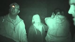 Fort Amherst ghost hunt - 13th December 2014 - Seance part 1