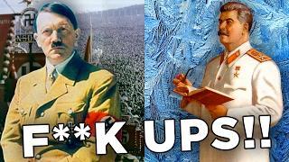 10 Biggest F*ck Ups In History