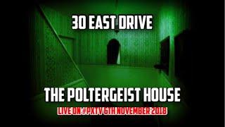 We Opened A Demonic DYBBUK Box | Europe's Most HAUNTED House | 30 East Drive PARANORMAL Lockdown