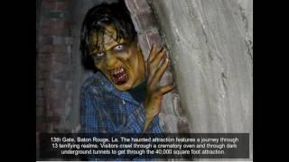 America Haunts: 5 of the most terrifying haunted houses in the U.S.
