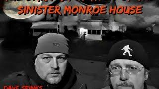 Most Haunted, The Monroe House, A Sinister Dark Satanic Haunted House