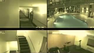 Fantasma en hotel impactante
