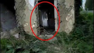 Unusual Ghost Like Creature Appeared In A Small House Caught On Camera!!
