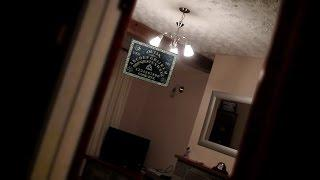 Ouija Board Levitates! Scary Paranormal Activity.