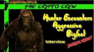 Hunter Encounters Aggressive Bigfoot - Witness Interview