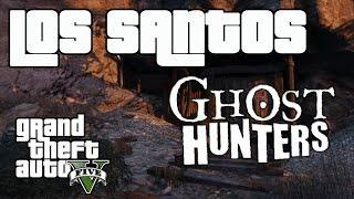 The Los Santos Ghost Hunters | GTA V Paranormal documentary |  Ep. 1 - The Mines