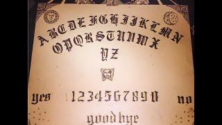 ZoZo Ouija Board Demon, Aleister Crowley Ouija Board Entry 3