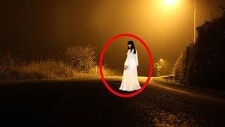 Mysterious Wraithy 'Ghost Lights' In Forest Caught On TAPE!!
