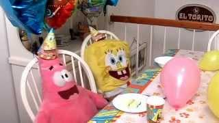 Patrick Star's Birthday!