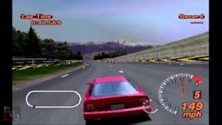 Gran Turismo 2 Car Test