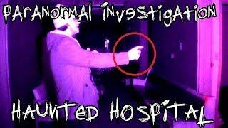 OLD SOUTH PITTSBURG HOSPITAL INVESTIGATION CAUGHT ON TAPE PART FOUR: JIMS APARTMENTS HAUNTING