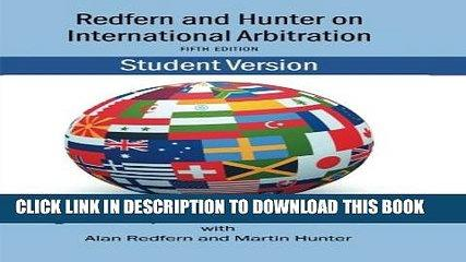 [PDF] Redfern   Hunter on International Arbitration Full Online