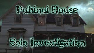 Puhinui House solo investigation - Howick Historical Village