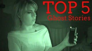Top 5 Scariest Real Ghost Stories Caught on Tape - True Ghost Story