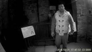 Bodmin Jail Crazy Paranormal Activity Caught