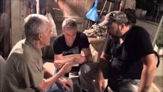 Χάρτες θησαυρών -- Συνέντευξη Γέροντα από την κεντρική Ελλάδα - Παραφυσικές δραστηριότητες -