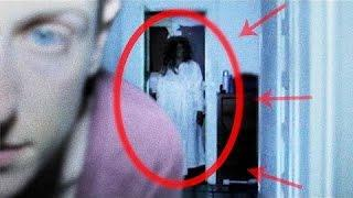 GHOST in bathroom (FREAKING SCARY!!!) | Haunted Reviews
