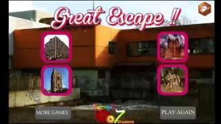 Escape Abandoned Shopping Centre Escape 007 Games Walkthrough
