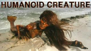 Humanoids That Do Not Have an Explanation - STRANGE HUMANOID CREATURE CAUGHT ON TAPE
