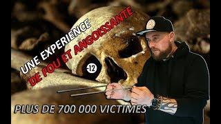 EXPÉRIENCE PARANORMAL DE FOU ET D'ANGOISSE SUR UN LIEU HISTORIQUE (700 000 MORTS)