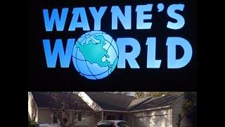 Wayne's World: Wayne Campbell's House Filming Location